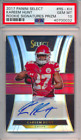 2017 Panini Select Football Cards - XRC Checklist Added 18