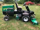 RANSOMES HIGHWAY 2130 4WD Ride On Cylinder Mower 1190 Hours Kubota Engine