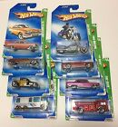 Hot Wheels Treasure Hunt Lot 8 2009 Regular Treasure Hunts