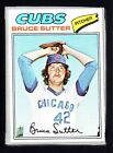 Bruce Sutter Cards, Rookie Card and Autographed Memorabilia Guide 11