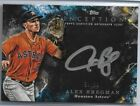 2018 Topps Inception Baseball Cards 23