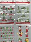 NEW Recollections CHRISTMAS  WINTER variety stickers Dimensional FAST SHIP