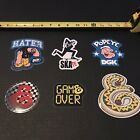 Kayo Corp DGK Stickers Skate Popeye Hater Brutus Game Over Expedition OOP Rare