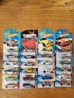 Hot wheels all Mustangs 24ct Box Lot 3 Various YearsMust See