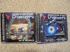 CRYPTIC VISION- 2 CD'S-OF INFINITE POSSIBILITIES-IN A WORLD-PRISTINE CONDITION !