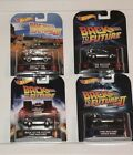 Hot Wheels Back To The Future Retro Entertainment Time Machines Hover mode 1955