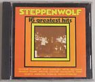 16 Greatest Hits by Steppenwolf (CD, MCA)