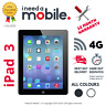 Apple iPad 3rd Generation - 16GB, 32GB, 64GB Wi-Fi + 3G