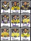 2018 Leaf Metal US Army All-American Bowl Football Cards - Trevor Lawrence Autographs 11