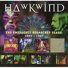 THE EMERGENCY BROADCAST YEARS 1994–1997 (5CD REMASTERED CLAMSHELL BOXSET) HAWKWI