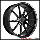 19 VERTINI RF11 CONCAVE BLACK WHEELS RIMS FITS ACURA RSX TSX