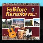 Folklore Karaoke Vol.1 Jonas Antares CD