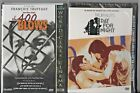 Francois Truffaut THE 400 BLOWS  DAY FOR NIGHT DVDs