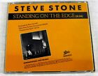 Steve Stone ARS 1990 Standing On The Edge Promo Single CD Arena Rock Music NM