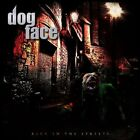 Back In The Streets DOGFACE CD