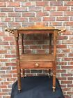 Early Primitive Antique Farmhouse Wash Stand