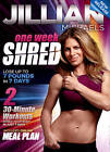 Jillian Michaels One Week Shred DVD Fitness Training Workout Exercise Video