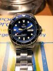 Orient Ray II Blue Watch - Excellent Condition - Full Set