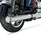 Harley Davidson High Flow Exhaust System With Nightstick Mufflers for Touring