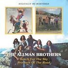 The Allman Brothers Band - Reach for the Sky / Brothers Of The Road (2CD) CD NEW