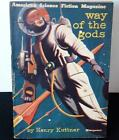 Very RARE 1950s Australian Published Science Fic Way Of The Gods Henry Kuttner