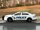 Manchester Tennessee Police Department diecast car Motormax 124 scale Taurus
