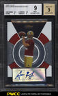 2005 Finest Football Aaron Rodgers ROOKIE RC AUTO 299 #151 BGS 9 MINT (PWCC)