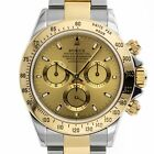 Rolex 116523 Y Daytona Cosmograph Steel & 18kt Yellow Gold Automatic Chronograph
