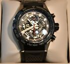 Excellent Tag Heuer Carrera Heuer 01 CAZ2A1Z-0 Automatic