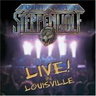 Live In Louisville John Kay and Steppenwolf Audio CD
