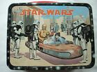 Vintage Star Wars Lunch Box King Seely 1977 EXCELLENT COND No Thermos