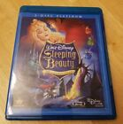 Sleeping Beauty blu ray 2 Disc Set Platinum Edition used cheap shipping