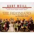The Firebrand of Florence Audio CD