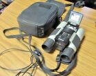 Bushnell Image View 8 x 30 Binoculars Digital Camera Silver  Black with Case