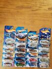 Hot wheels all Mustangs 24ct Box Lot 1 Various YearsMust See