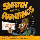 Cold Shot/Snatch and the Poontangs Johnny Otis Show Audio CD