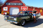 1969 Plymouth GTX 1969 Plymouth GTX Matching Numbers 440 727 Auto 8 3/4 Rear End Correct Colors