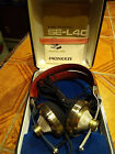 Pioneer SE-L40 Vintage Stereo Headphones with Original Case and manual