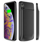 Extended Battery Protective Charging Case Battery Pack for iPhone XS Max XR X
