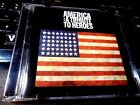 America: A Tribute to Heroes 2x CD Dave Matthews U2 Bon Jovi Neil Young Springst