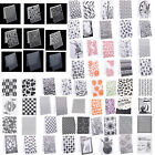 Plastic Embossing Folder Stencil DIY Scrapbooking Template Paper Cards Craft 1pc