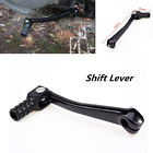 CNC Folding Aluminum Gear Shift Lever Fit Most of Motorcycle ATV Dirt Pit Bikes