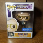Stan Lee Guardians of the Galaxy #281 Funko Pop Walmarat Exclusive + Protector