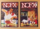 NOFX DBL SIDED 96 PROMO ONLY POSTER for HEAVY PETTING ZOO CD NOT EATING LAMB LP