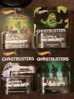 Hot Wheels Assorted Ghostbusters Lot 4