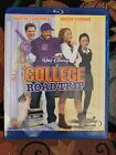 DISNEY COLLEGE ROAD TRIP Blu ray DiscGreat Condition CasePlastic Is Cut