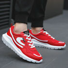 Mens Hot High Platform Sneakers Running Trainers Casual Shoes Comfort Lace Up