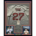 Carlton Fisk Cards, Rookie Card and Autographed Memorabilia Guide 28