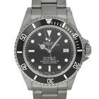 Rolex 16600 E Sea-Dweller Stainless Steel SD Diver Swiss Automatic Dive Watch
