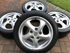 Porsche Boxster Alloy Wheels 17 Inch Twist Carerra 986 996